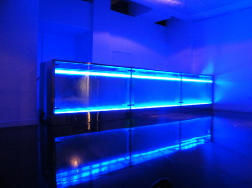light up acrylic bar
