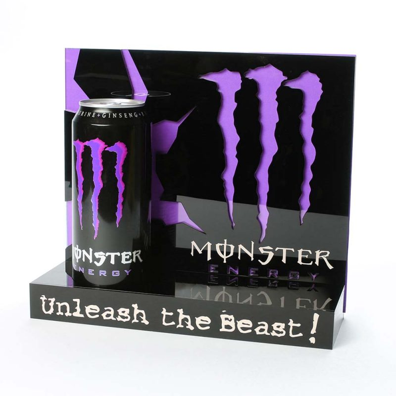 Monster Energy Purple