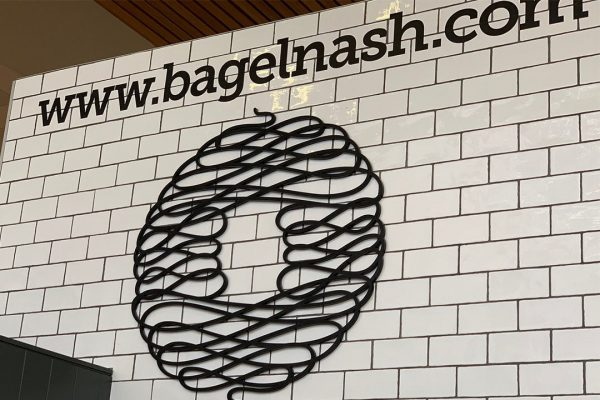 bagelnash acrylic wall artwork in store