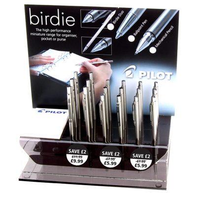 birdie pen display pos