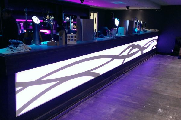 nubar acrylic bar artwork